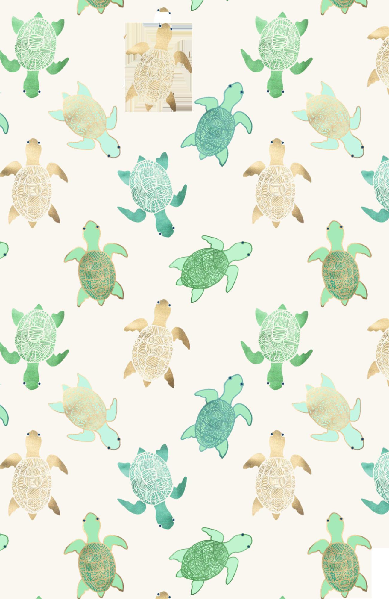 Casetify Iphone Art Design Animals Illustration Ideas Wallpaper Cute Turtl Watercolor Wallpaper Iphone Cute Pastel Wallpaper Iphone Wallpaper Pattern