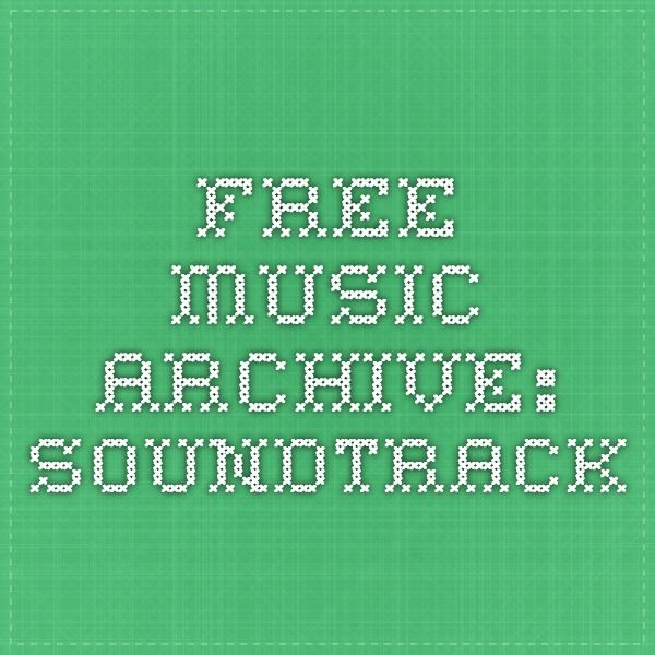 Free Music Archive: Soundtrack