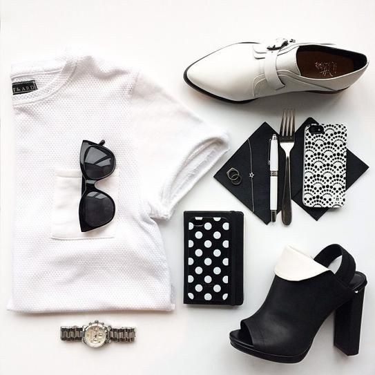 Image result for clothing flatlay instagram