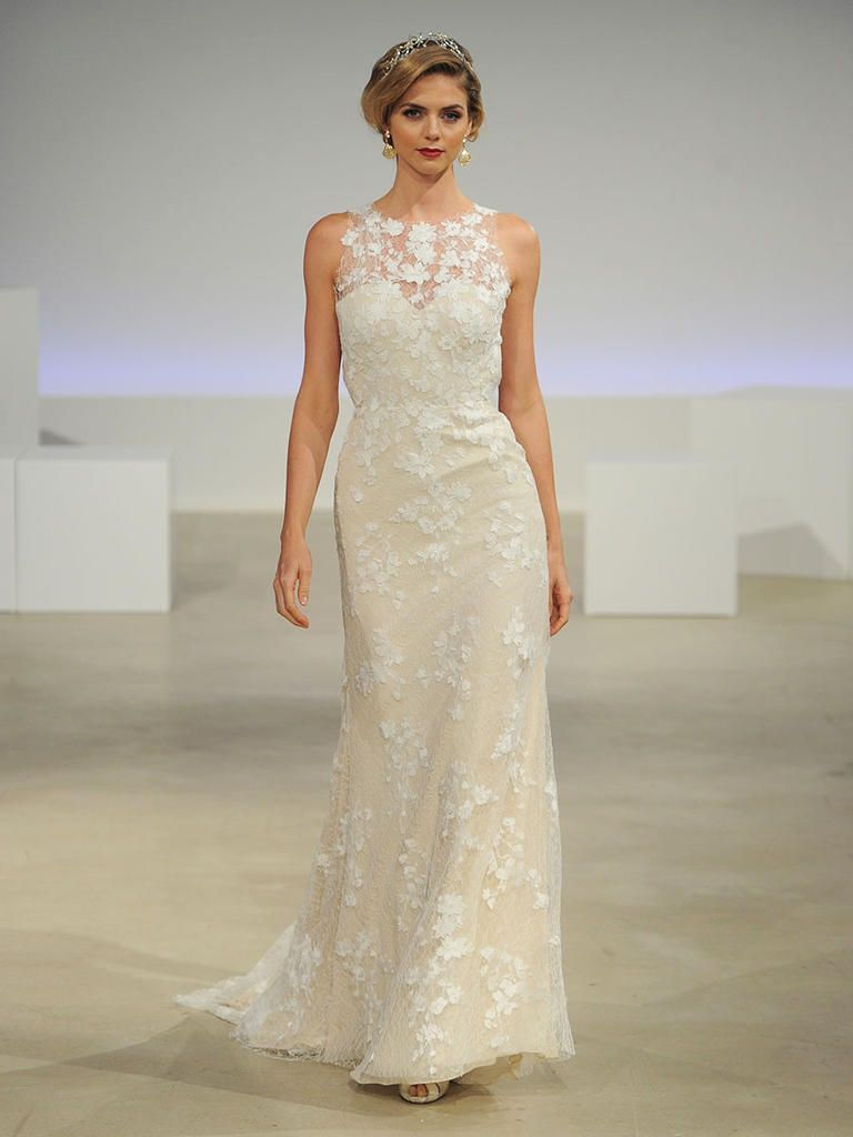 Anne Barge Fall 2017: Utterly Romantic Wedding Dresses With Modern ...