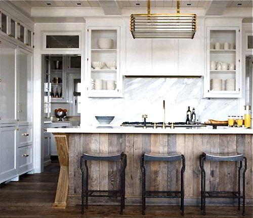 Montage 32 Kitchens With Brass Accents Home Kitchens Kitchen Remodel Kitchen Design