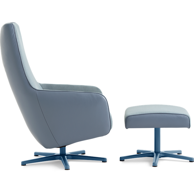 Relaxstoel Pure | Stoelen en banken | Prominent | woonkamer | Pinterest