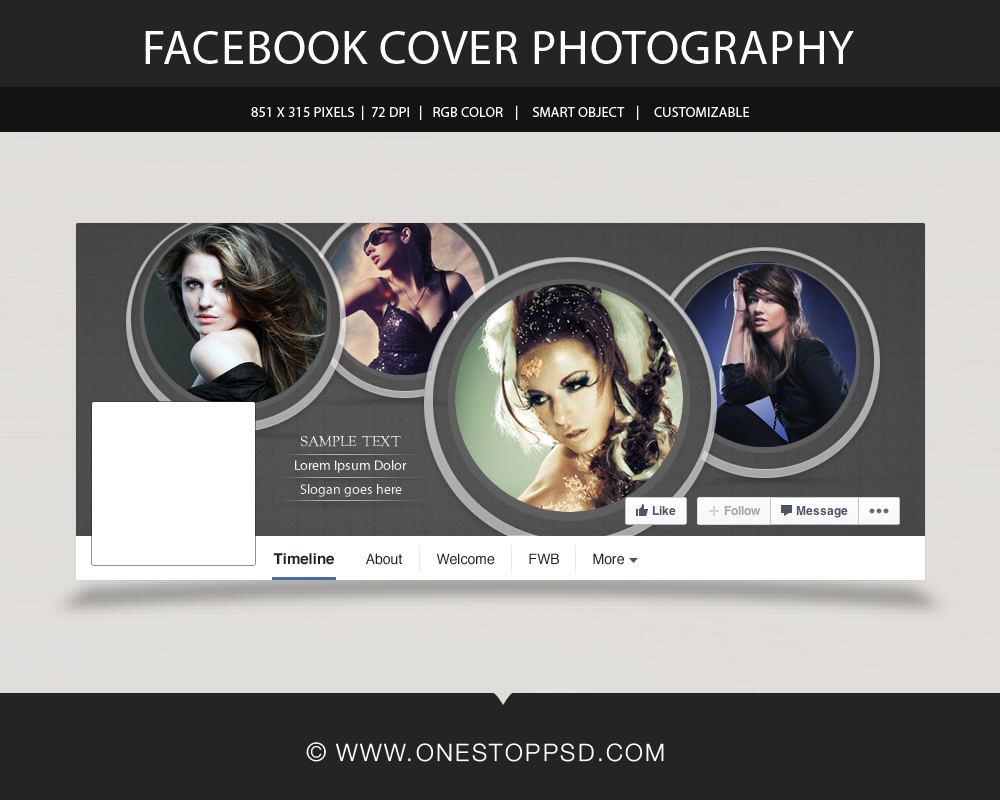 Free Psd Photography Facebook Timeline Cover  Facebook Cover