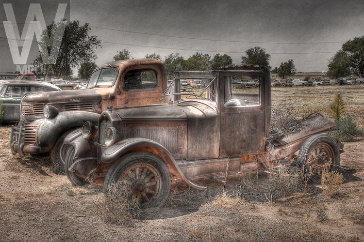 Old West Vintage Moments Photography Route 66 Texas Old Vintage