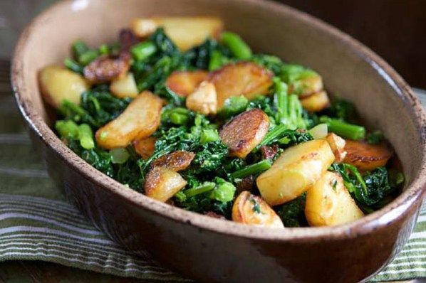 Don't Be So Bitter! How to Make Perfect Rapini