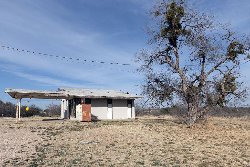 Wildcat Recreation Area - Robert Lee, Texas
