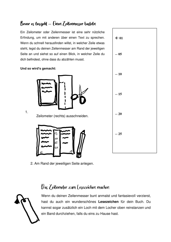 Zeilometer Anpassbar Aktuell Fur Rudi Ruessel Unterrichtsmaterial Im Fach Deutsch Unterrichtsmaterial Jugendbuch Deutsch Unterricht