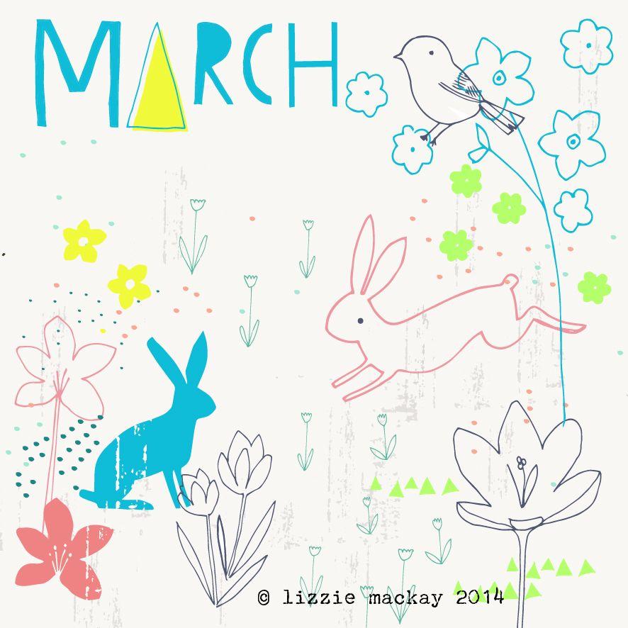 Lizzie Mackay: March 2014