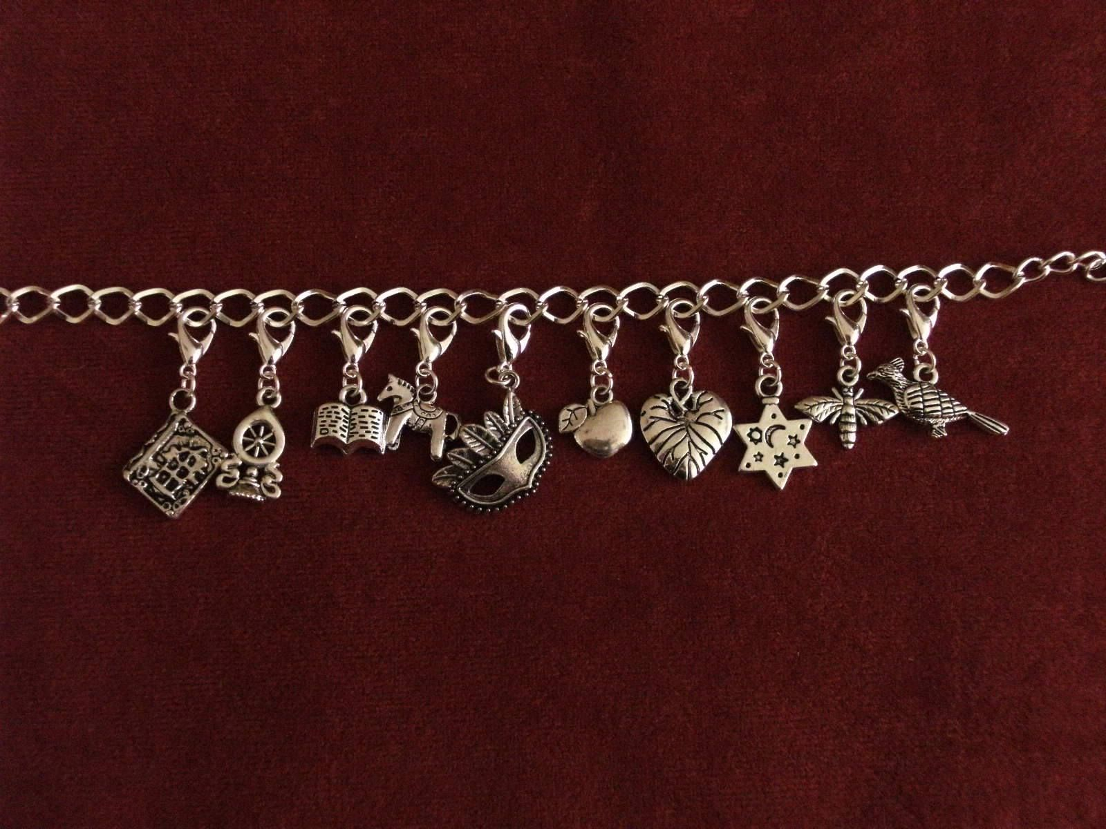 Charms of Amicitia on facebook. Charms for each nation.