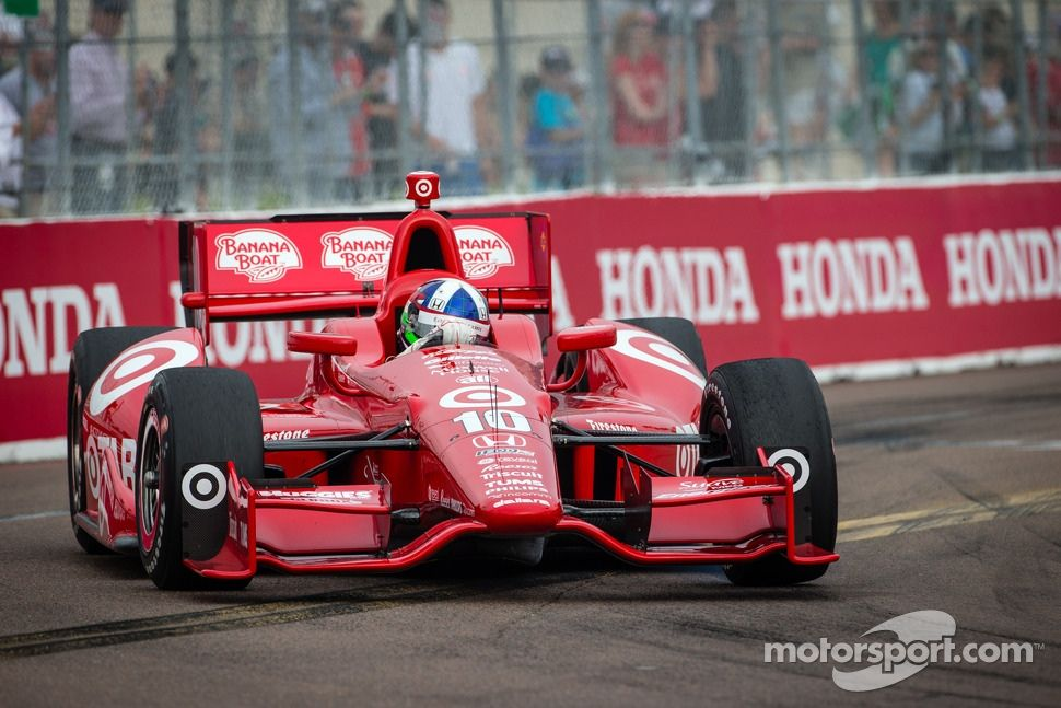 Dario Franchitti at St. Pete (With images) Indy car