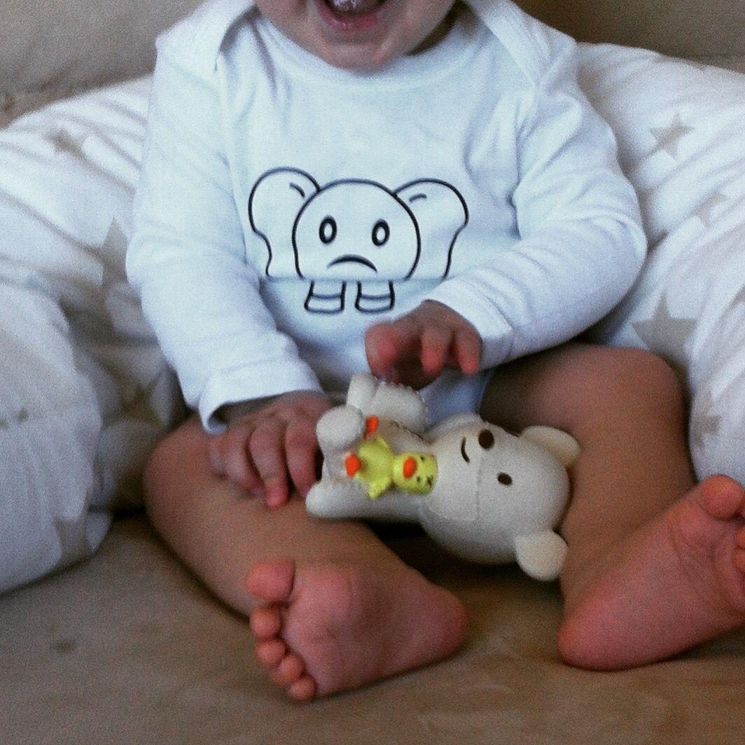 Babycuore body personalizado # regalobebe#algodonorganico#babycuore.com