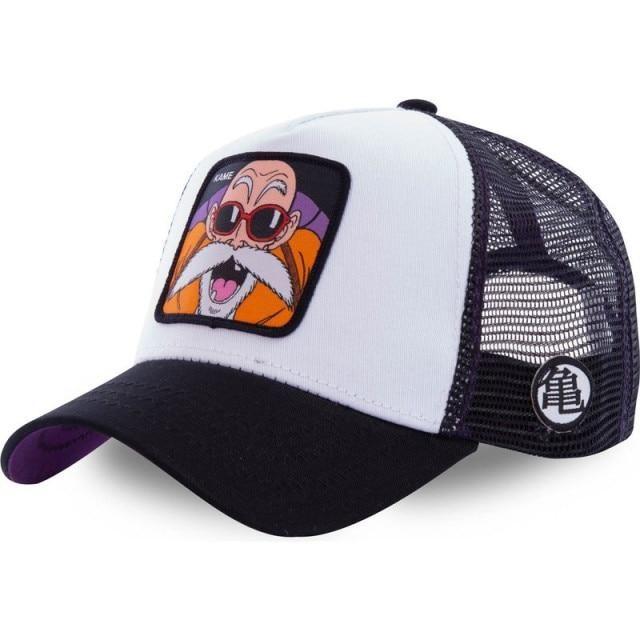 Photo of All Branded Anime Dragon Ball Z 62 Style Snapback Baseball Cap – KAME