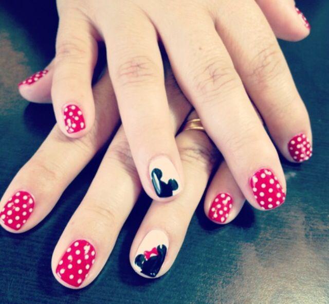 Pin de shyla saxton en Disney | Pinterest | Diseños de uñas, Arte ...