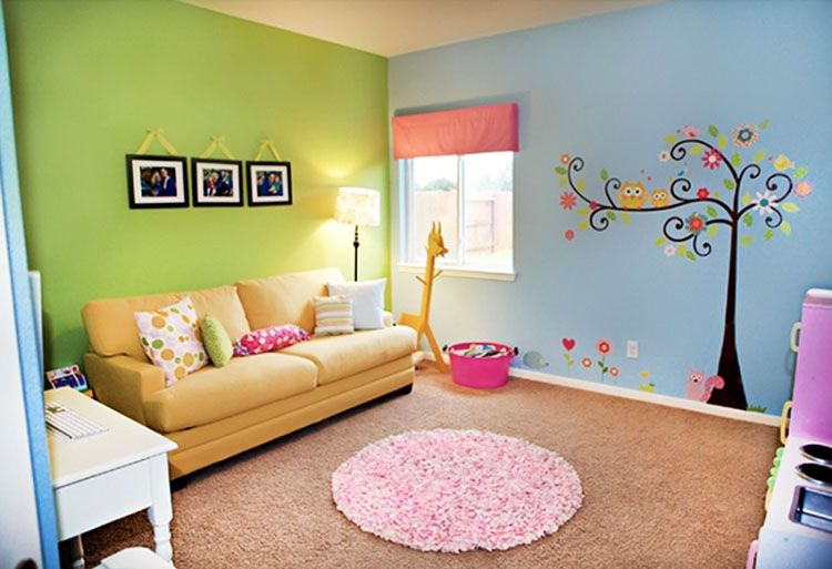 Playroom Paint Color Ideas With Playroom Color Schemes Playroom Decorating Ideas  Playroom Design Ideas