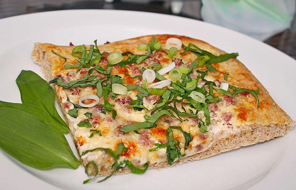 Bergsteigerpizza, ein beliebtes Rezept aus der Kategorie Backen. Bewertungen: 36. Durchschnitt: Ø 4,4.