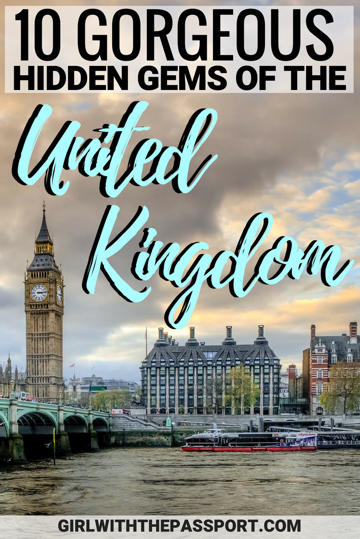 A United Kingdom Bucket List: 10 Secret and Amazing Things to Do in the UK