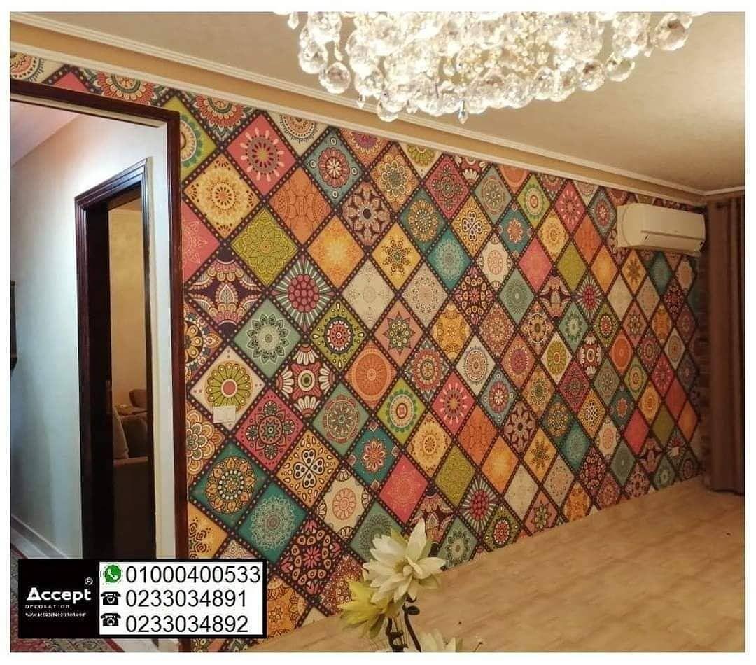 خصم على ورق جدران ثلاثي الابعاد متاح حسب المقاس المناسب للمساحة مقاس عرض الحائط ومقاس ارتفاع Home Decor Shelves Home Decor Furniture 3d Wallpaper For Bedroom