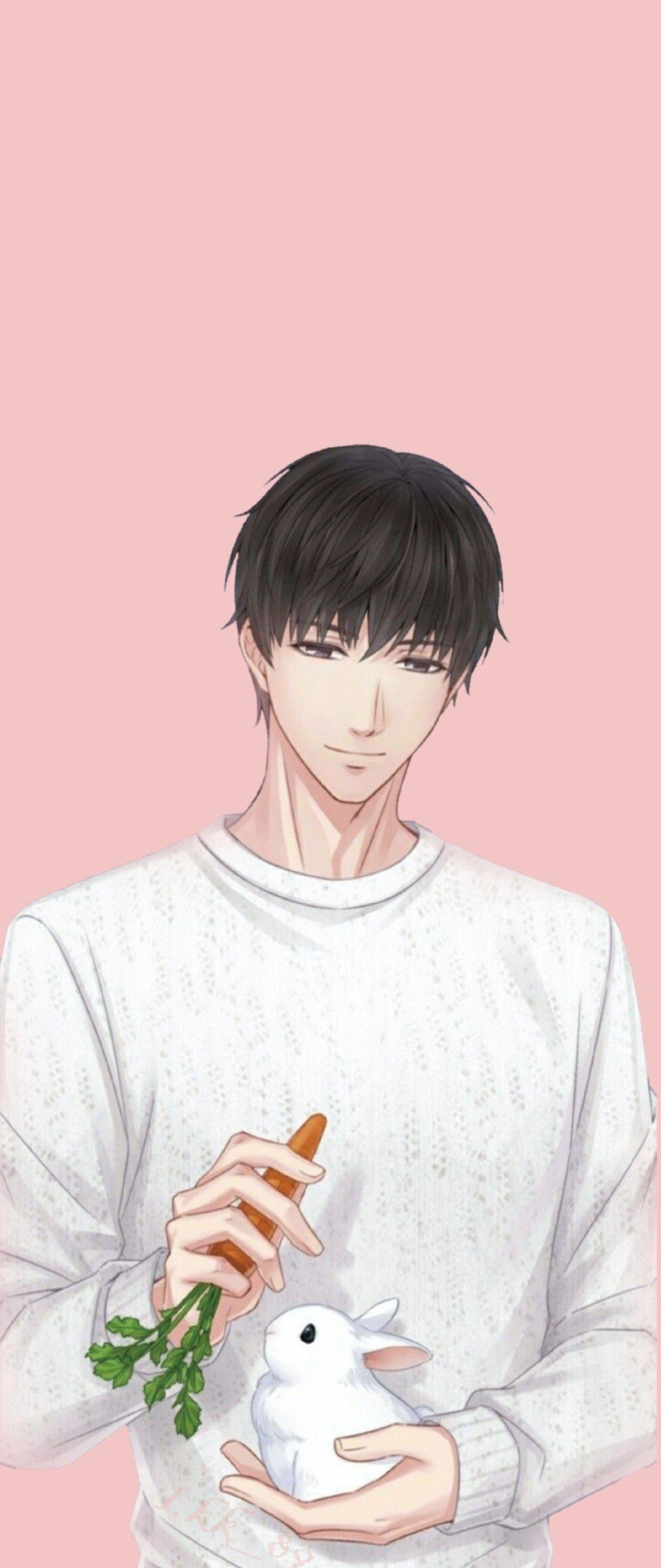 Lucien 🖤허묵🖤 シモン🖤 許墨 in 2020 Anime art, Anime, Anime art girl