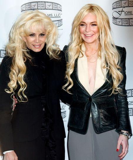 Lindsay Lohan to play Victoria Gotti?