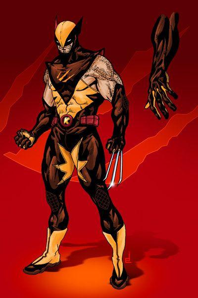 Wolverine Redesign By Edi Ills On Deviantart X Men Wolverine
