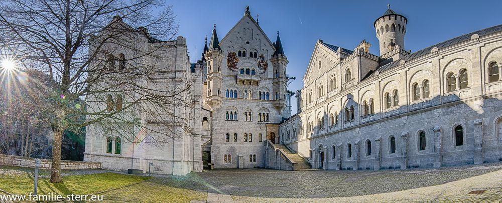 Marchentag Am Marchenschloss Burgen Und Schlosser Marchenschloss Schloss Neuschwanstein