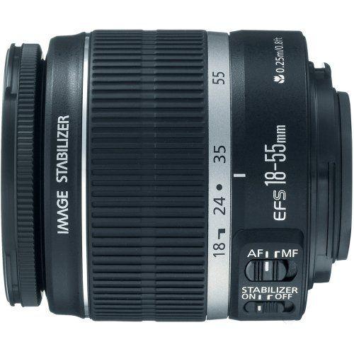 Canon Ef S 18 55mm F 3 5 5 6 Is Ii Slr Lens Slr Lens Zoom Lens Standard Zoom Lens