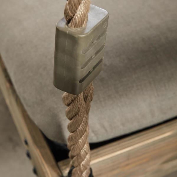 Backyard Discovery Claremont Lounger Wood Pergola Swing ...