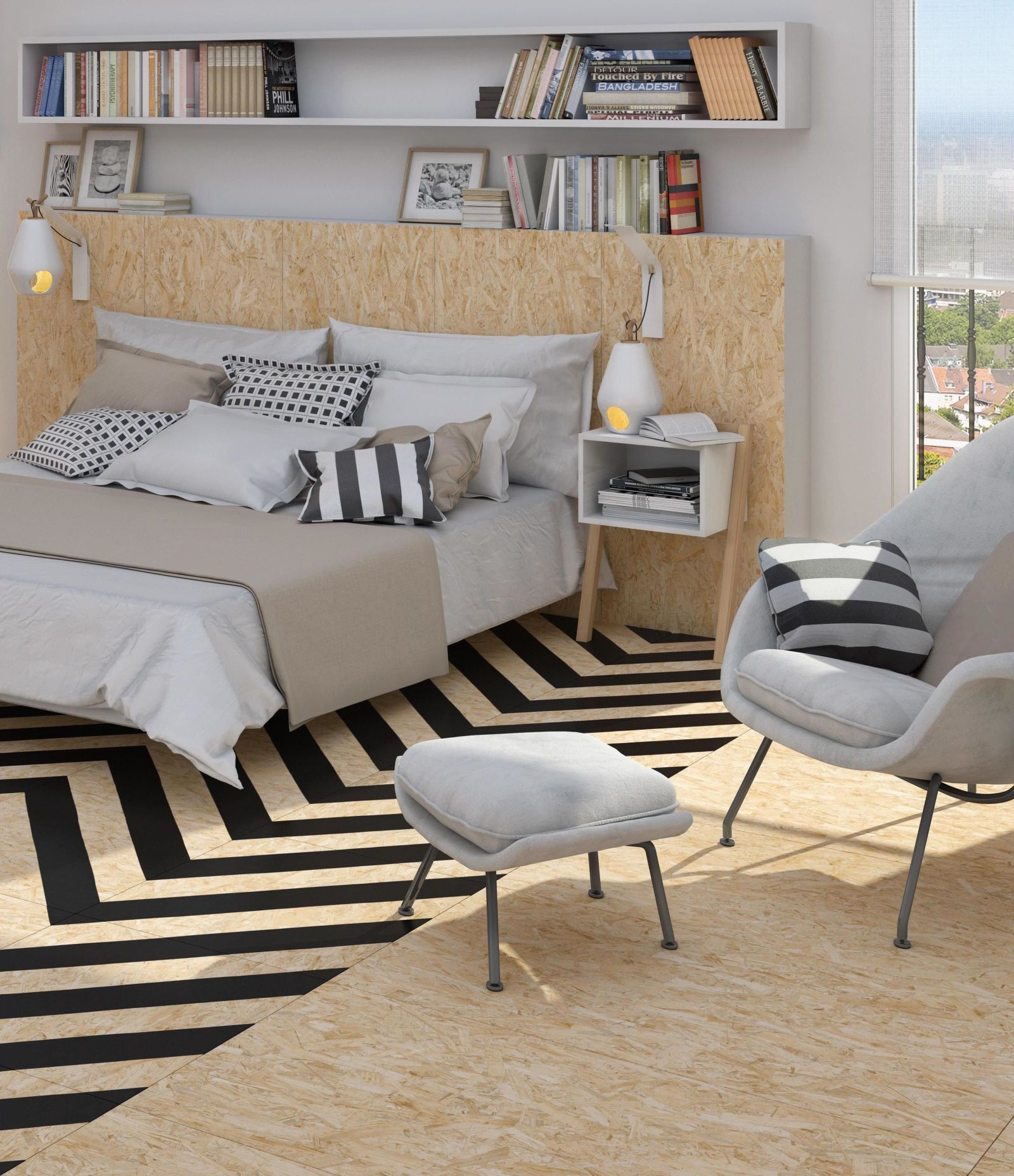 flooring trends for 2017: floorboards are becoming statement