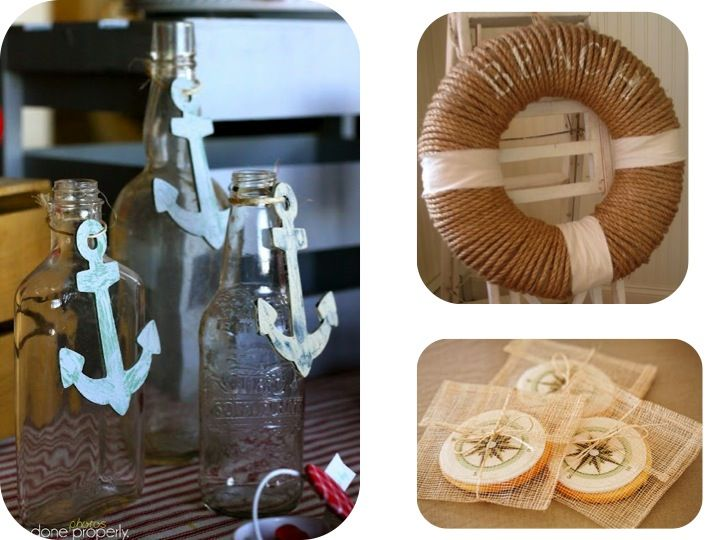 Marinero decoraci n de eventos pinterest bautizo for Decoracion nautica infantil