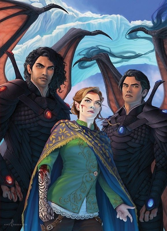 The High Lady Of My Heart And My Illyrian Boys A Court Of Mist