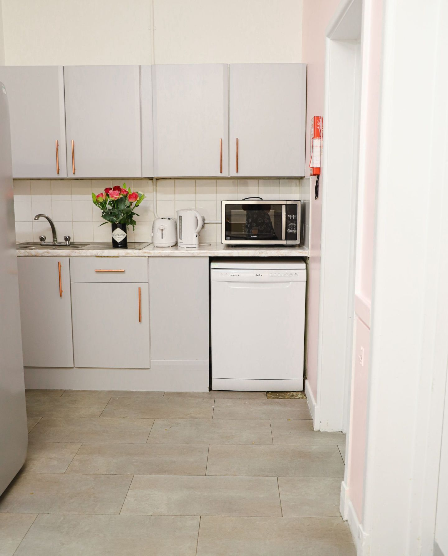 How To Paint Laminated Kitchen Cabinets