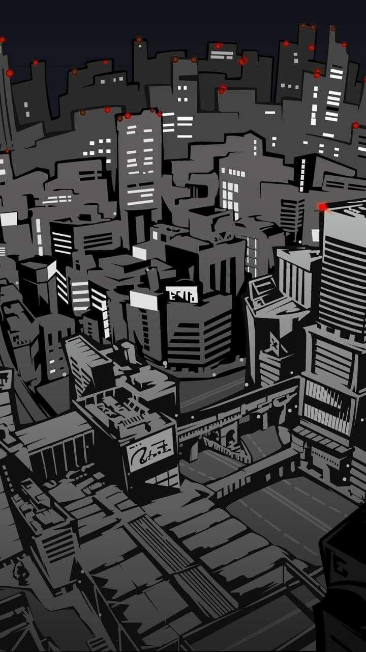 Persona 5 Iphone Background - Sotoak