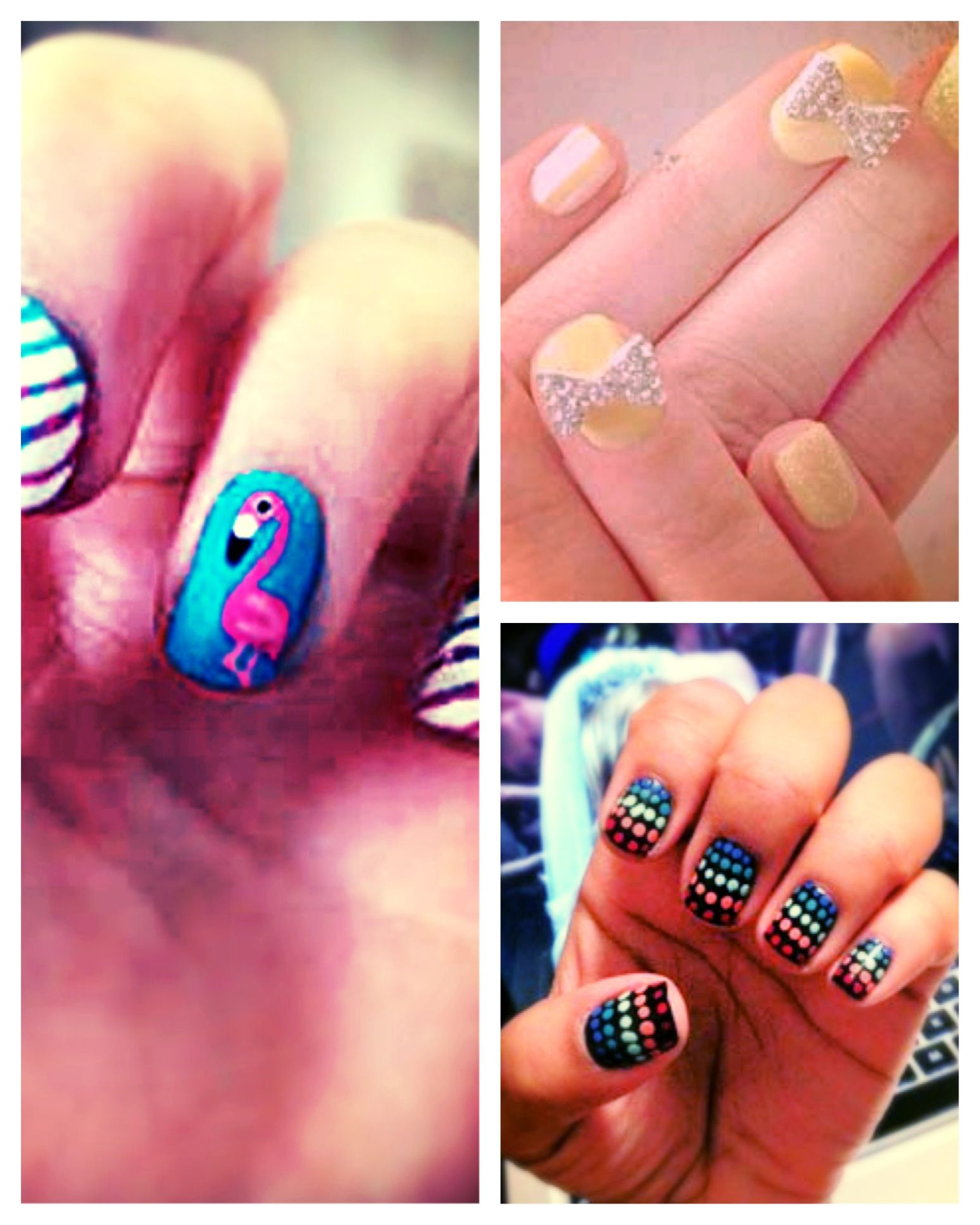 Crazy Cool Nail Art From Seventeen Magazine Part 12 Nail Designs