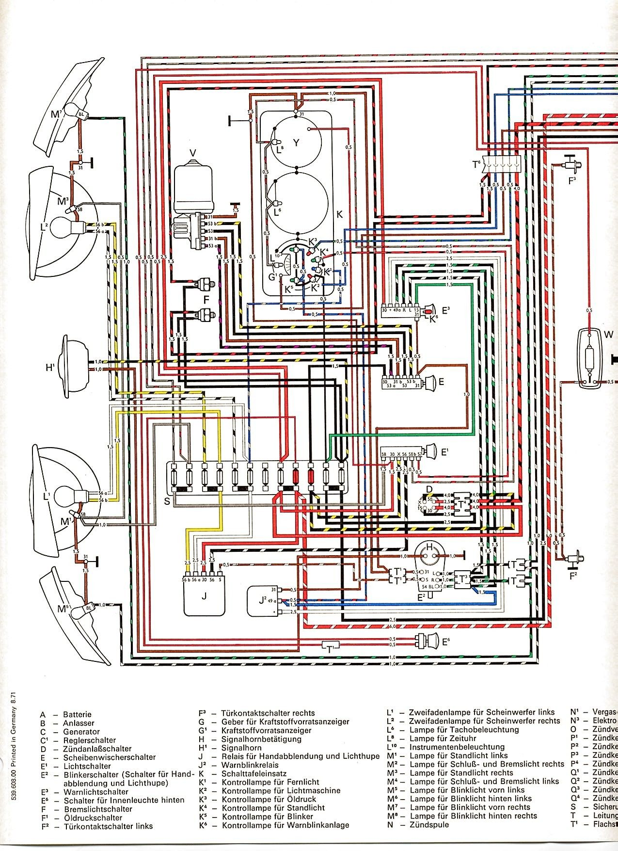 New How To Read Wiring Schematic  Diagram  Wiringdiagram