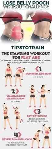 6 Minuten Bauchmuskeltraining zur Entlastung des Peritoneums - Yoga & Fitness  6 Minuten Bauchmuskel...
