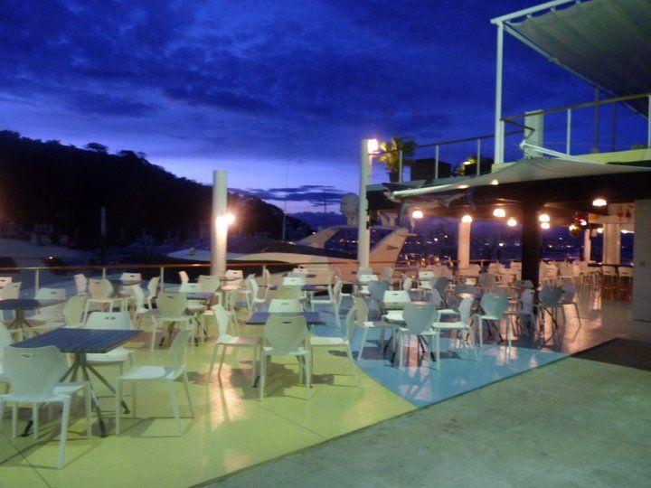 Restaurante El Muelle Restaurantes Muelle Y Ciudad De Panamá