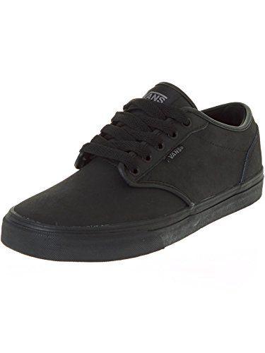 db9abf352e VANS Atwood Shoes UK 11 Triple Black - http   buyonlinemakeup.com