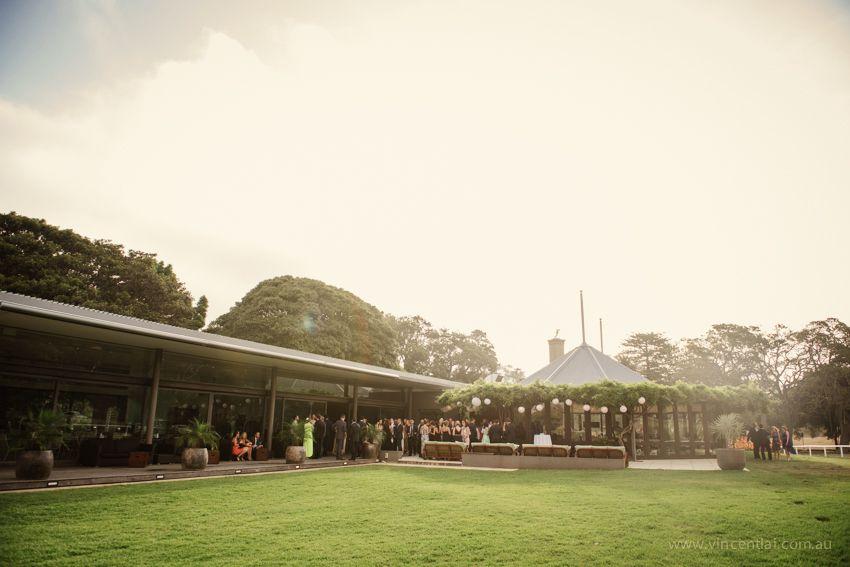 Centennial Parklands Dining Wedding