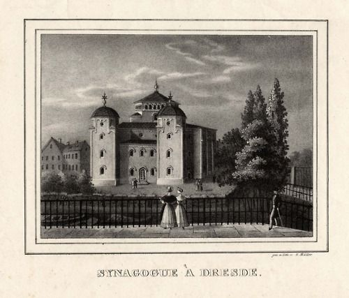 Synagogue of Dresden
