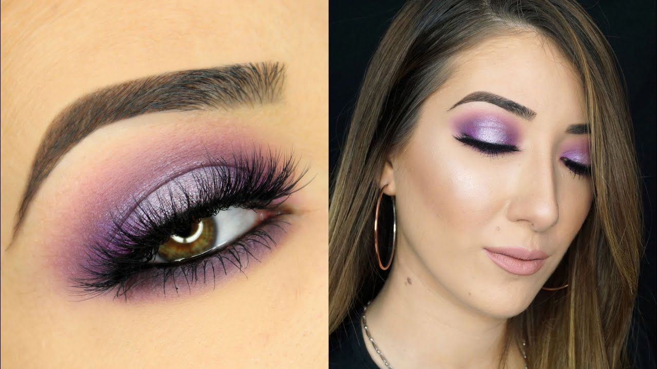 Photo of Pink and Purple Halo Smokey Eye Makeup Tutorial
