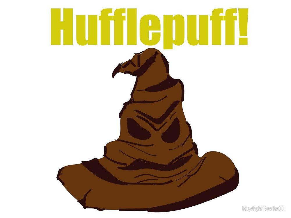 Sorting Hat Hufflepuff By Redishbeaks11 Ravenclaw Harry Potter Scrapbook Gryffindor