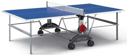 Table De Ping Pong Kettler