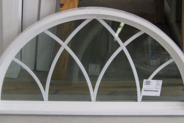 Half Circle Transom Window In 2019 Window Grids Door