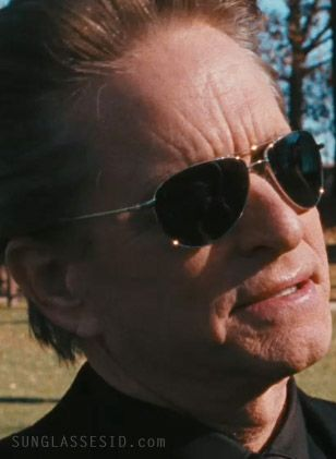 ac1dc8e08ae Michael Douglas in Oliver Peoples Benedict