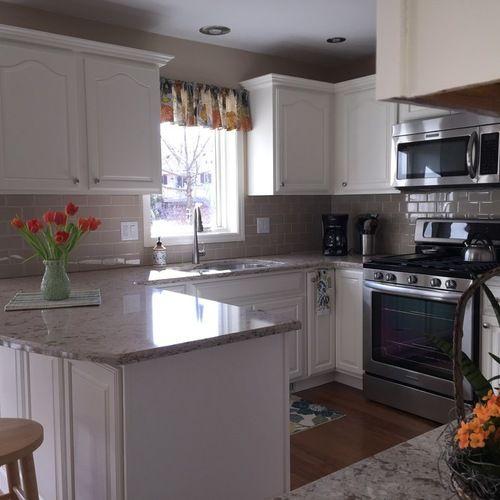 Remodeling Oak Kitchen Cabinets
