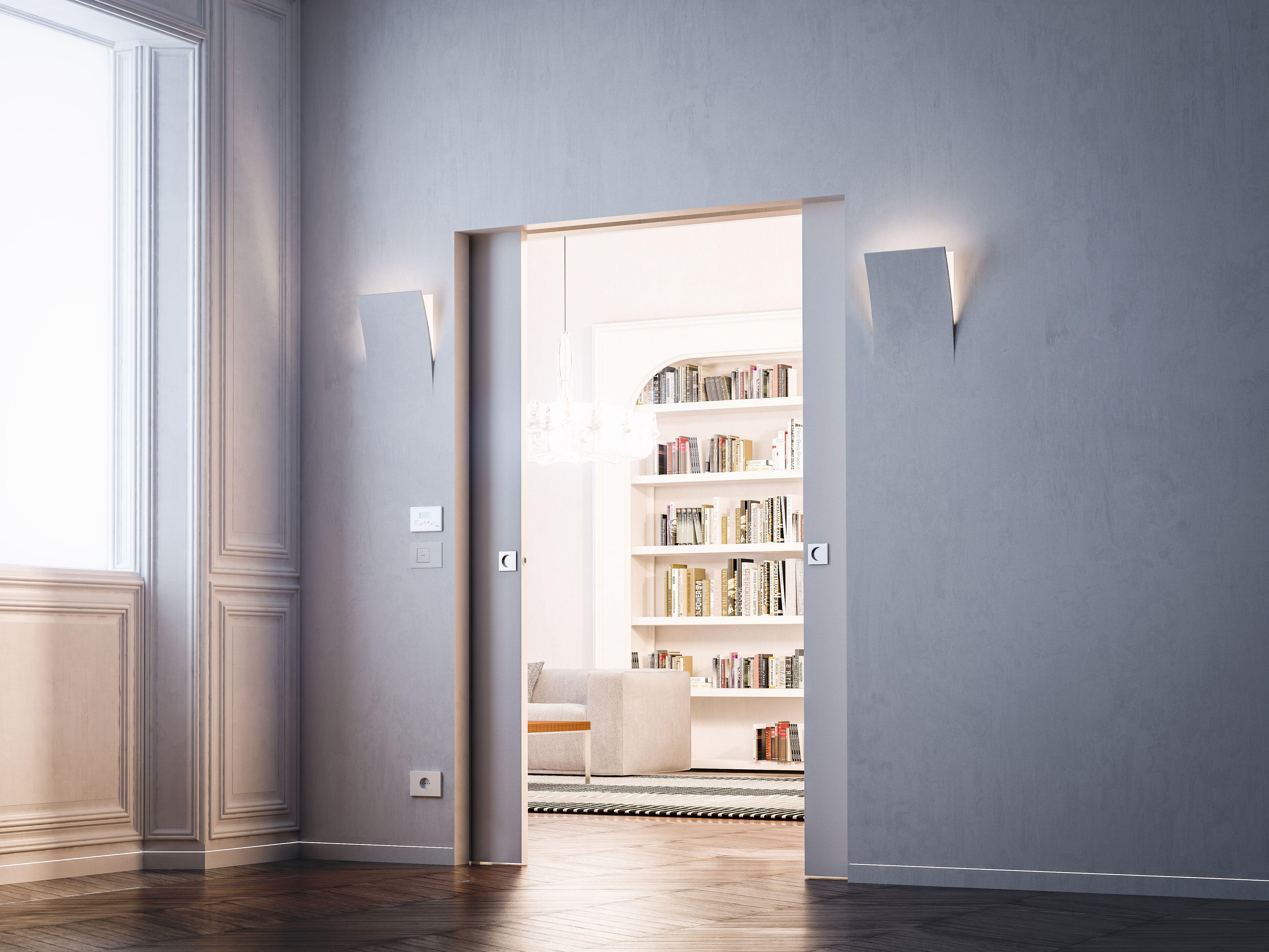 Eclisse Smarte Haustechnik Integration In Schiebetur Systeme