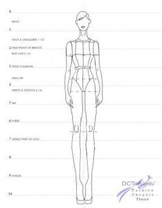 9 heads a guide to drawing fashion 9 heads a guide to drawing fashion - SlideShare