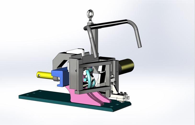 Railroad Industry Equipment - IP Automation - engineering ...