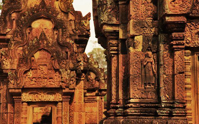 Banteay Srei   Cambodja