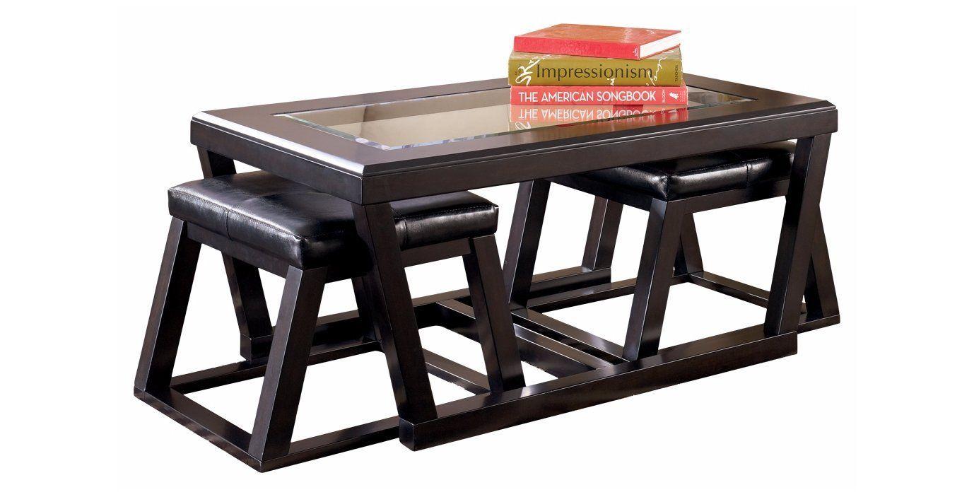 Ashley furniture signature design kelton coffee table